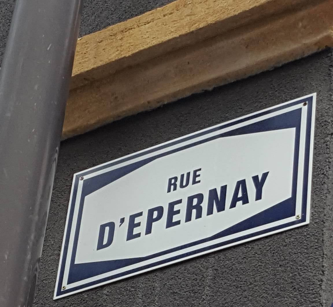 RUE D'EPERNAY